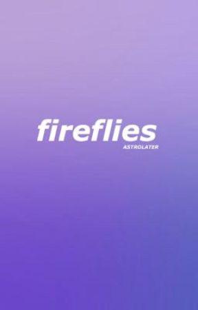 fireflies : joshler by astrolater