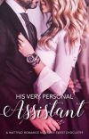 His Very Personal Assistant cover