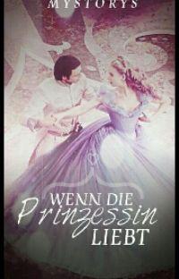Wenn die Prinzessin liebt  cover