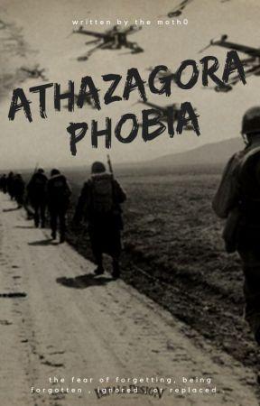 Athazagoraphobia by TheMoth0