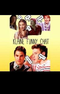 Klaine Funny Chats cover