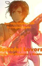 Spiteful Lovers |Romano X Reader| by Frostfur789