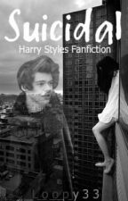 Suicidal-Harry Styles by incarnatixon