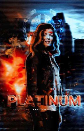 PLATINUM   THE HUNGER GAMES [2] by indigogalaxyjas