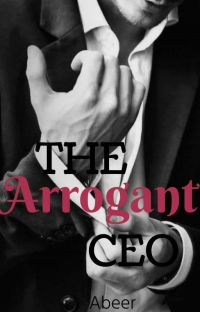 The Arrogant CEO cover