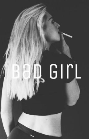 Bad Girl by bad-grunge-wall