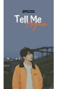 Tell Me Again [VKook/TaeKook] (Terminada) cover