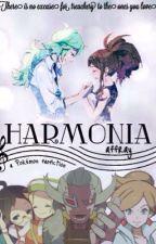 Harmonia | Pokémon by obliviux