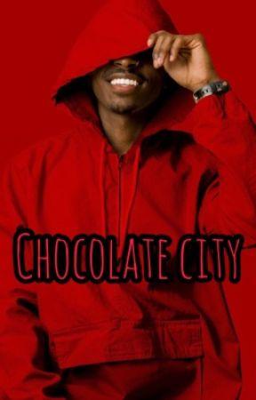 chocolate city. by -Kolors-