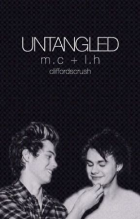 untangled - muke - the distortion trilogy 3 by cliffordscrush