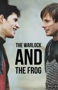 The warlock and the frog cover