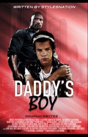 Daddy's Boy [Larry AU] ☑️ by LarriesKingdom