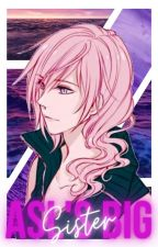 ASL'S Big Sister (One Piece Fan-Fiction) by ultimatelytired