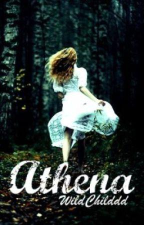 Athena by WildChilddd