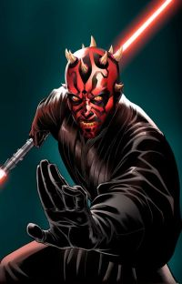 Darth Maul Trilogy Book One: Pirate (#JustWriteIt) cover