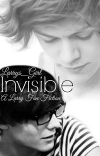 Invisible (Larry Stylinson AU) cover