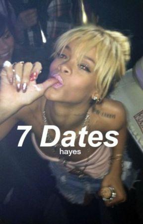 7 Dates ✧ hayes by -fiorella