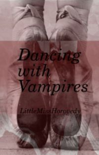 DANCING WITH VAMPIRES?! cover