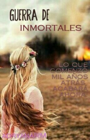 Guerra De Inmortales by usuariosnsentido