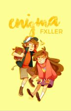 Enigma (Dipper x Reader) by fxller