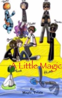 A little magic (dead, remaster is out) cover
