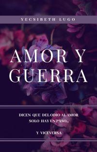 Amor y Guerra cover