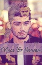 Prince Of Agrabah ≫ ziam au by zirectionyou