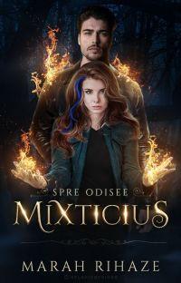 Mixticius: Spre Odisee cover