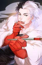 Male!Cruella De Vil X Male!Child!Reader ~ Running by Crimson-Ward