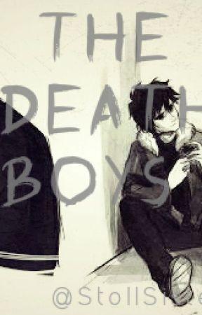 The Death Boys (Nico/Anubis) by StressRepublic