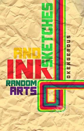 Ink & Sketches: Random Artworks by dkeeey