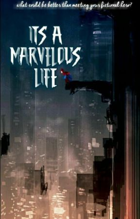 It's a MARVELous Life  by buckysonabarn