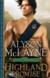 HIGHLAND PROMISE (THE SONS OF GREGOR MACLEOD) cover