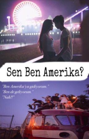 Sen Ben Amerika? by neselipanda