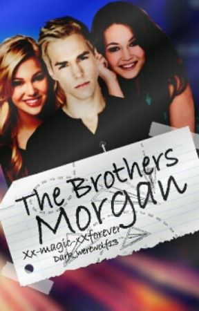 The Brothers Morgan by Xx-magic-xXforever