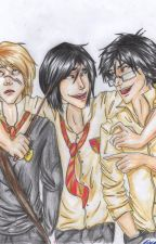 Odd One Out   Young!Remus Lupin x Reader by GrayWolf5000