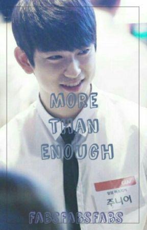 More than enough(GOT7 Jr.)-ON HOLD by seokslolz