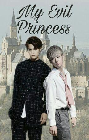 My Evil Princess [MinGyu SEVENTEEN Fanfic] by DorkyCarat