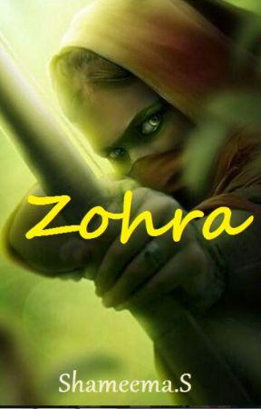 Zohra by ShameemaShajahan