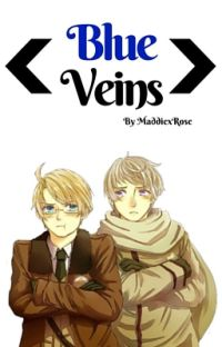 Blue Veins • Rusame cover