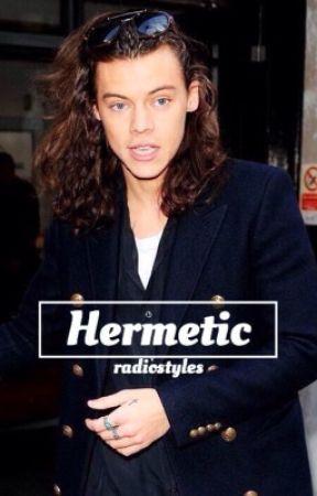Hermetic ♕ harry styles au by radiostyles
