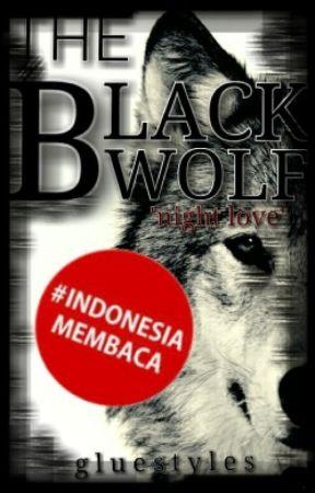 The Black Wolf by gluestyles