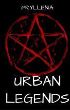 Urban Legends [Spanish Version]. de Pryllenia