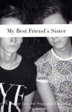 My Best Friends Sister (A Caspar Lee, Joe Sugg and Zoe Sugg fan fiction) by stayingontop