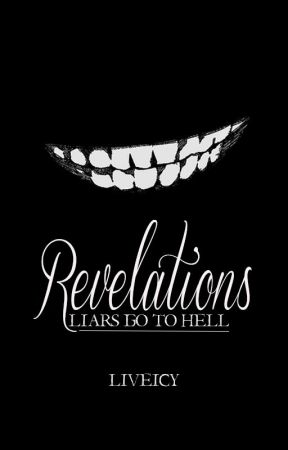 Revelations || Creepypasta Fanfiction by liveicy