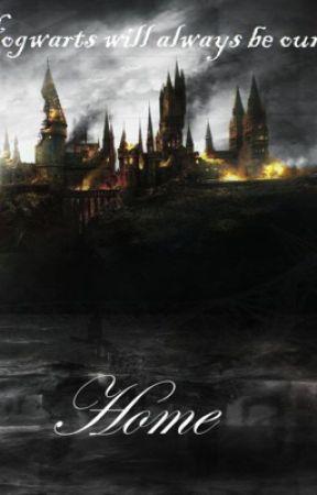Harry Potter Imagines by nerdy_armin