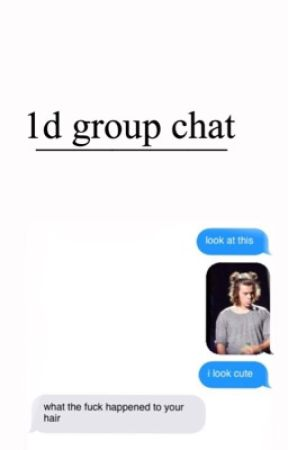 1d group chat by stylescom