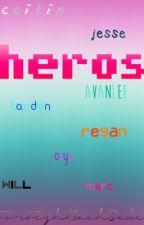 Heroes by ForFishBachSake