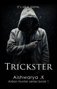 Trickster [Aidan Hunter series book 1] cover