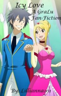 Icy Love~A Fairy Tail GraLu Fan-Fic cover